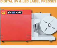 Compress - Digital UV & LED Label Presses