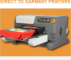 DTG Digital - Direct To Garment Printers
