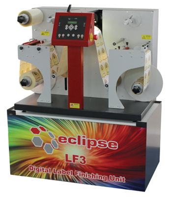 Eclipse LF3 Label Finishing Machine